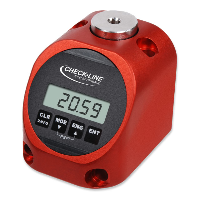 "Torque Tester ""Checkline"" Model TT-QC-250i-3/8"